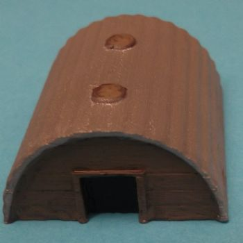 N Scale Pig Hut